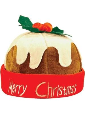 Christmas Pudding Beanie