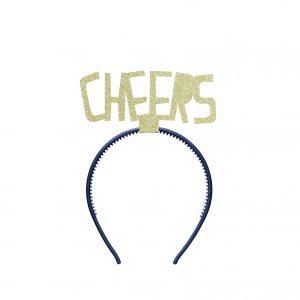 CHEERS HEAD BAND
