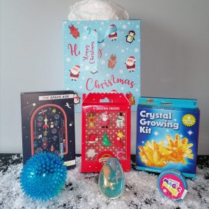 MYSTERY HAUL KIDS GIFTS BAG – READY TO BE UNWRAPPED AND UNBOXED!