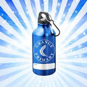 Limited Edition Grange Aluminium Water Bottle